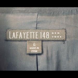 Lafayette 148 New York Jackets & Coats - 148 Lafayette New York Navy Blue Jacket